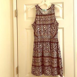 Casual Summer Tank Dress